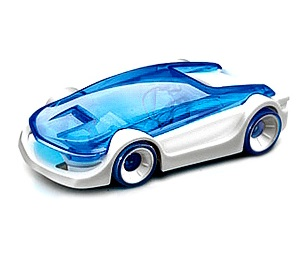 ماشین رباتیک با سوخت آب نمک Salt Water Power Toy Car