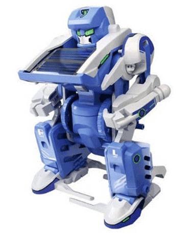 کیت آموزشی ربات خورشیدی 3 در 1