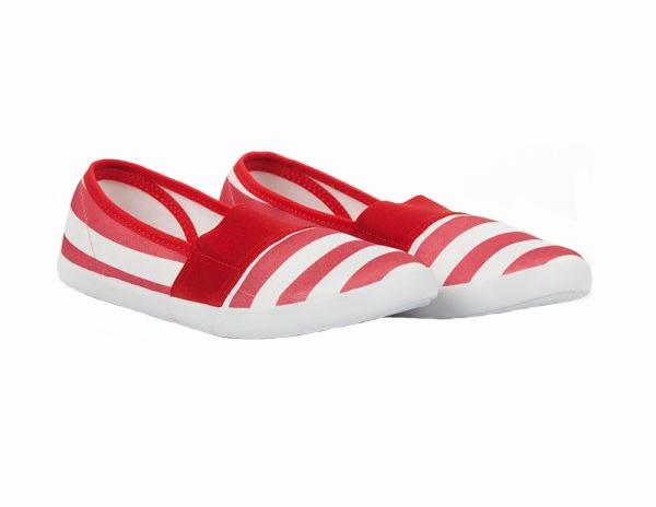 کفش زنانه قرمز AYAKKABI HAVUZU