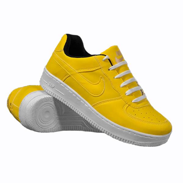 کفش مردانه Nike مدل Chimba (زرد)