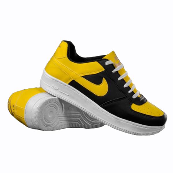 کفش مردانه Nike مدل Chimba (مشکی زرد)