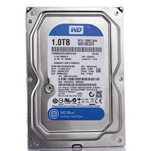 هارد اینترنال وسترن دیجیتال با ظرفیت 1 ترابایت Western Digital 1TB Hard Drive