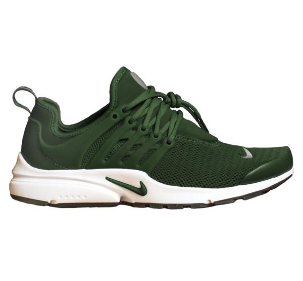 كفش مردانه NIKE مدل PRESTO سبز
