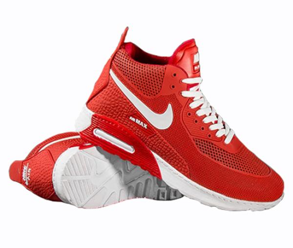 کفش ساق دار Nike مدل Odek (قرمز)