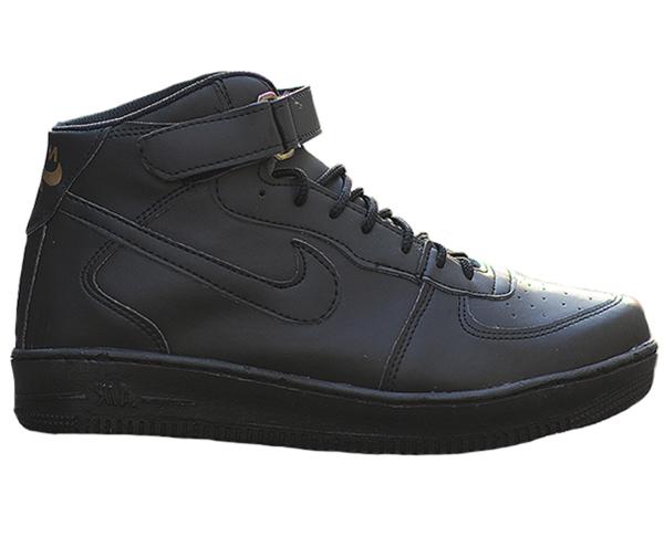 کفش مردانه ساقدار NIKE مدل FORCE (مشکی)