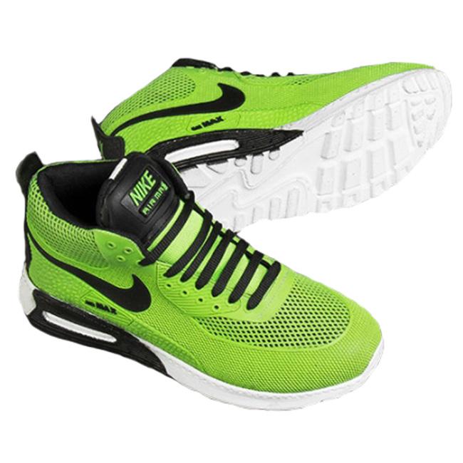 کفش مردانه ساق دار Nike مدل Odek (سبز)