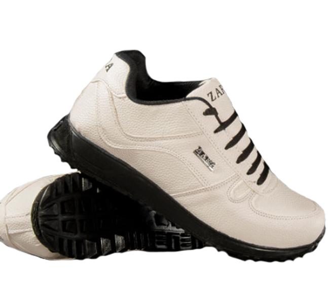 کفش مردانه ZARA مدل Carlino (شیری)