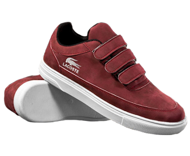 کفش مردانه Lacoste مدل Balten (جگری)