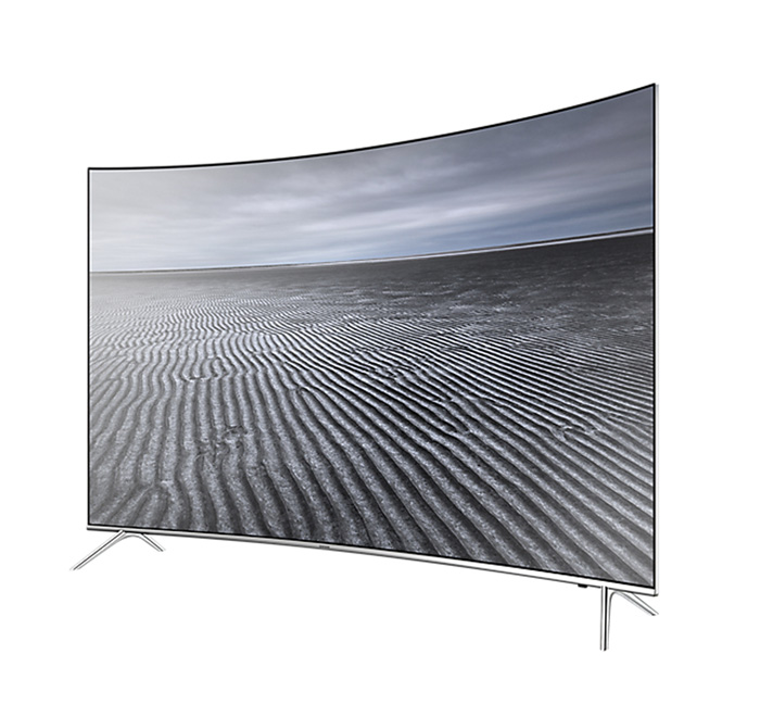 تلویزیون سامسونگ 55 اینچ مدل KS8500