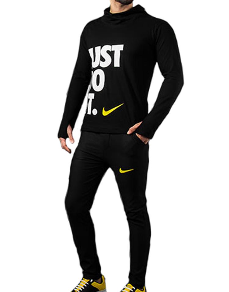 ست سویشرت و شلوار Nike مدل Just Do It