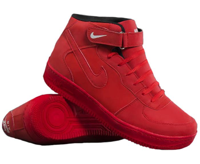 نیم بوت مردانه Nike مدل Belmira (قرمز)