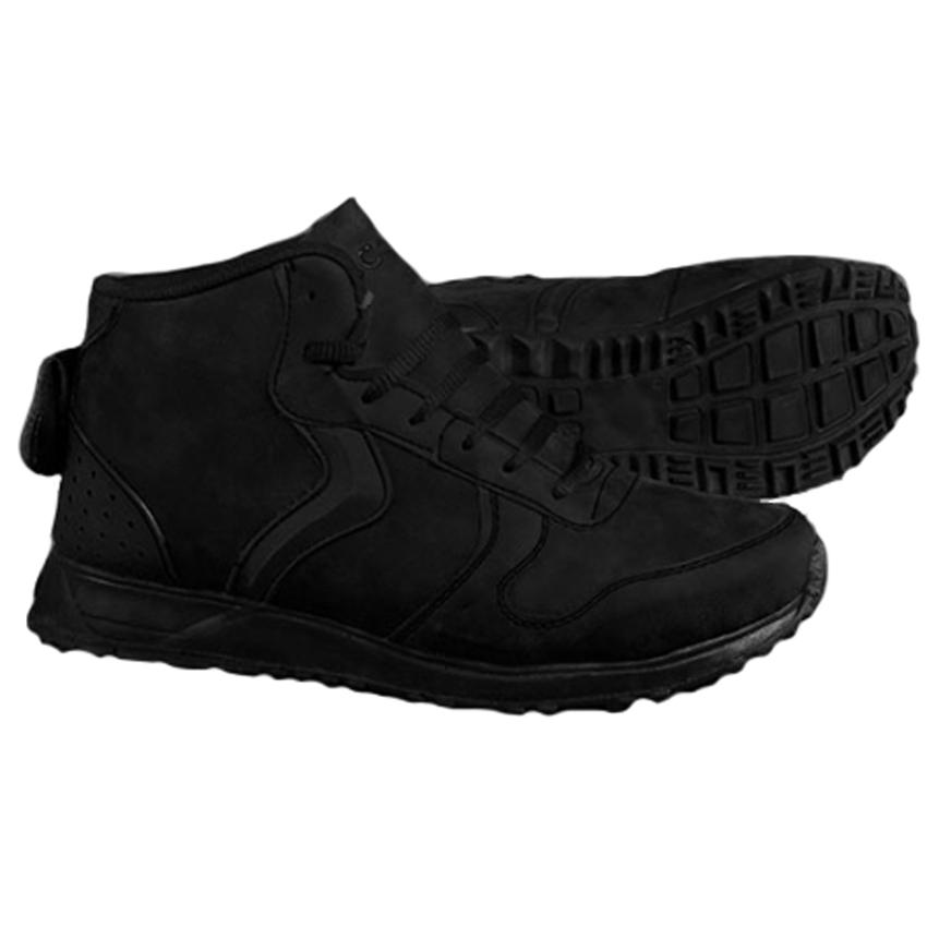 کفش مردانه ساق دار Ecco مدل Paramata (مشکی)