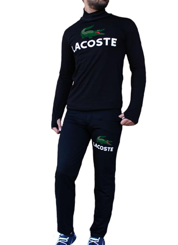 ست سویشرت و شلوار LACOSTE مدل Tiler