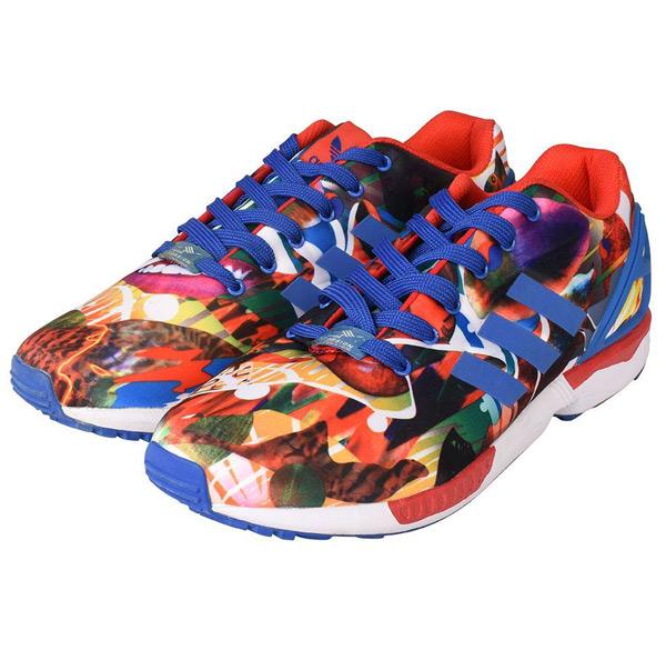 کفش ورزشی مردانه آدیداس Adidas - ZX Flux