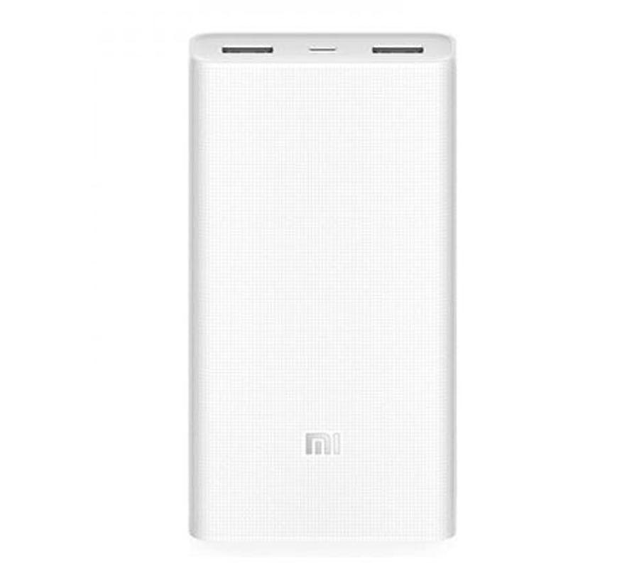 پاور بانک شیائومی مدل Mi Power Bank 2 با ظرفيت 20000 ميلی آمپر Xiaomi