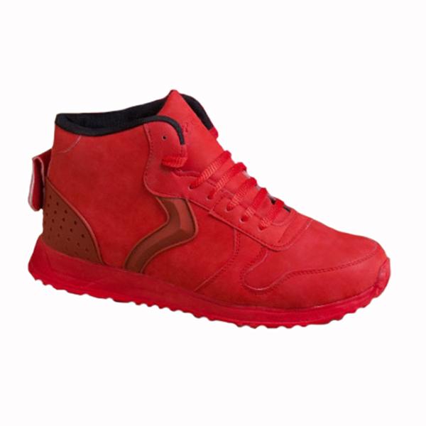 کفش مردانه ساق دار Ecco مدل Paramata (قرمز)