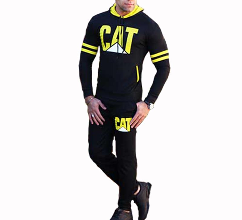 ست سویشرت و شلوار مدل CAT