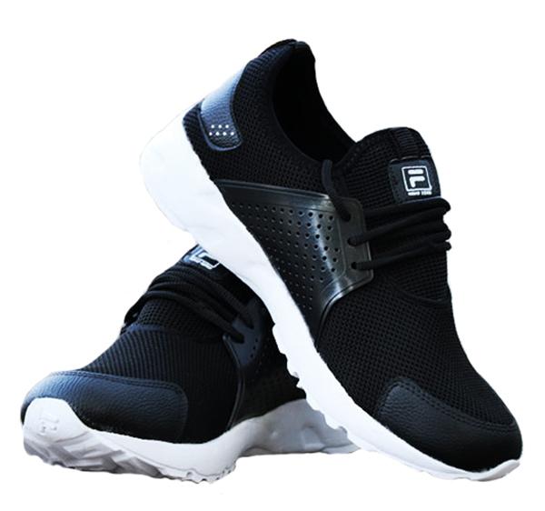 کفش مردانه مدل Fila (مشکی)