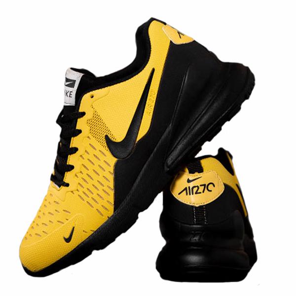 کفش مردانه Nike مدل Dormo (مشکی زرد)