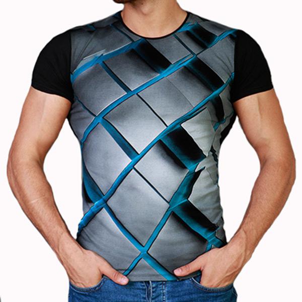 تیشرت سه بعدی Rubik