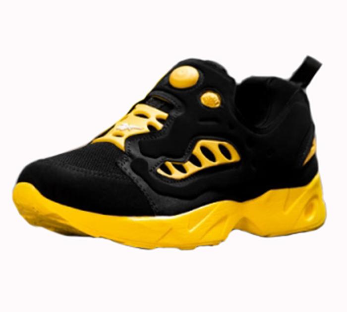 کفش مردانه Reebok مدل Rasel (مشکی زرد)