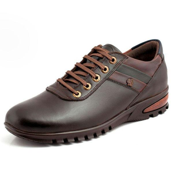 کفش تمام چرمی طبی مردانه پدیده