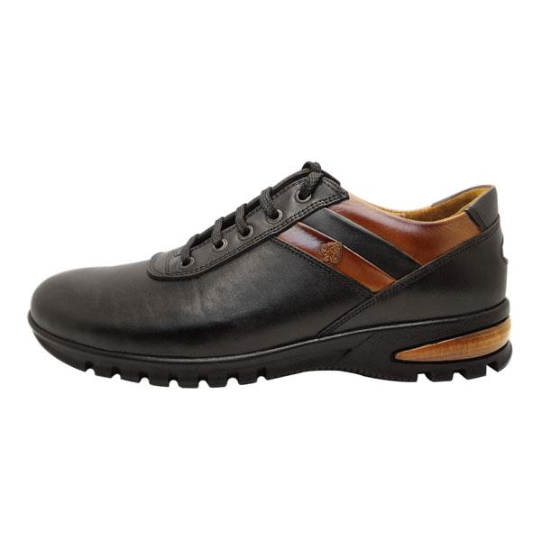 کفش تمام چرمی طبی مردانه پدیده 03