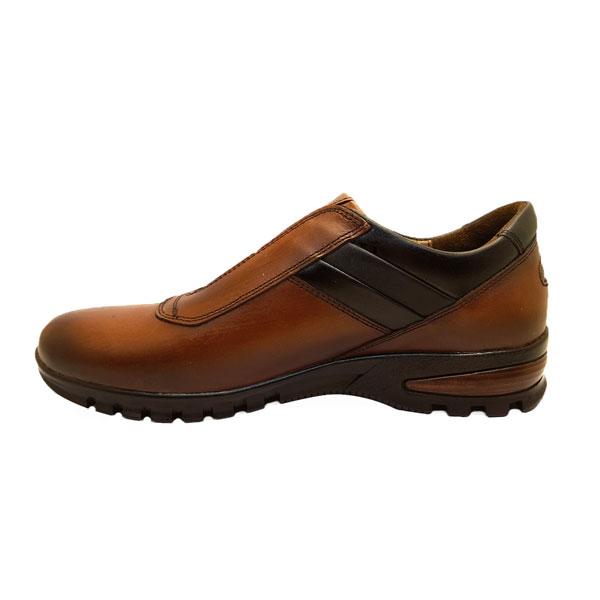 کفش تمام چرمی طبی مردانه پدیده 04