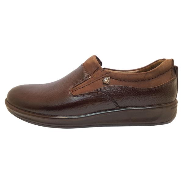 کفش تمام چرمی طبی مردانه پارما 01