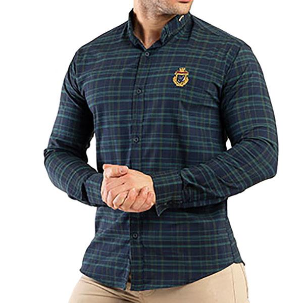 پیراهن مردانه Benson مدل 12458