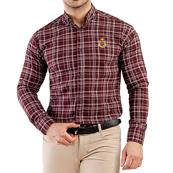 پیراهن مردانه Benson مدل 12456