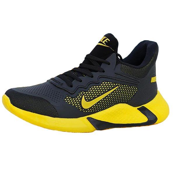 کفش مردانه مدل adrian (مشکی زرد)