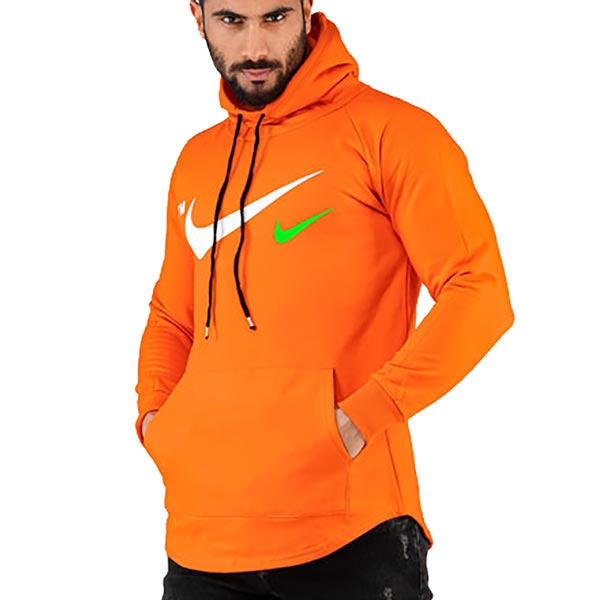 سویشرت مردانه نایکی نارنجی